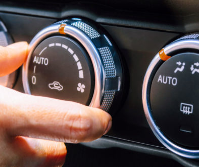 Image of Car air conditioning